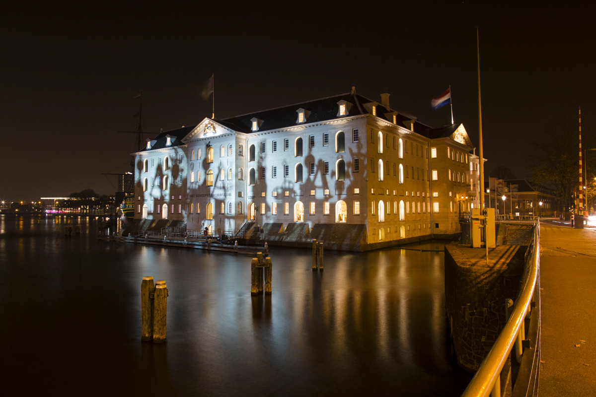 HSM - Amsterdam Light Festival
